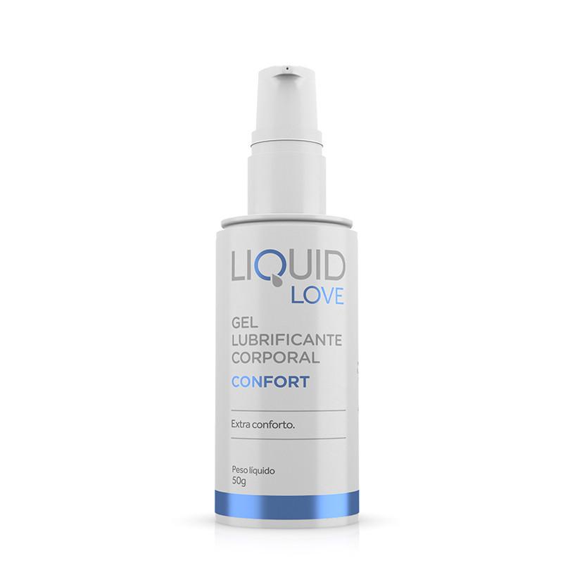 Liquid Love - Confort - Gel Lubrificante Corporal