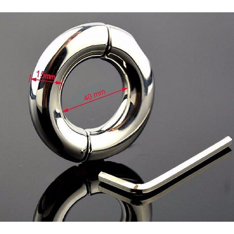Pênis Ring - CQ921 - Tamanho P