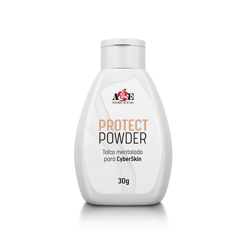 Protect Powder - Talco Mentolado para CyberSkin - 30 gr - 4670