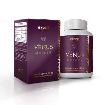 Vênus Mulher - Estimulante Sexual Feminino 30 Cápsulas