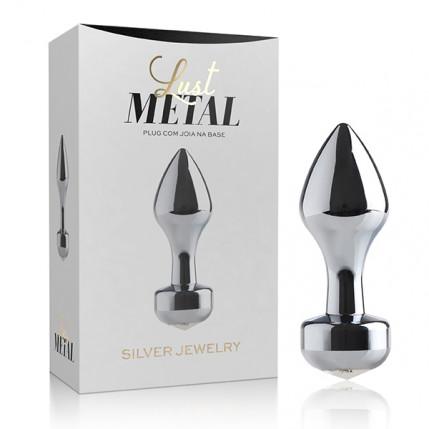 Lust Metal - Plug Silver Jewelry