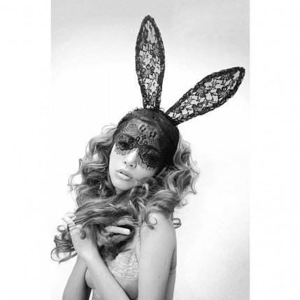 Máscara em Renda - Bunny Sexy 8003