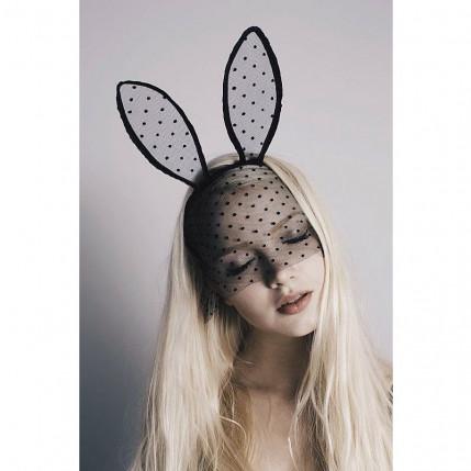 Máscara em Renda - Bunny Sexy 8002