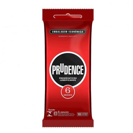 Preservativo Lubrificado Prudence 06 unidades - 1896