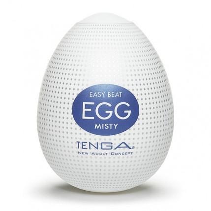 Masturbador Tenga Egg - MISTY - NOVO MODELO