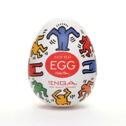 Masturbador Tenga Egg - Keith harding Egg Dance - NOVO MODELO