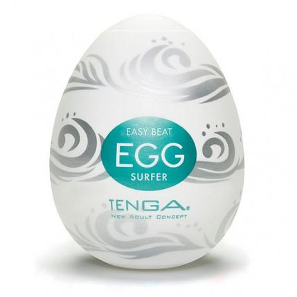 Masturbador Tenga Egg - SURFER - NOVO MODELO