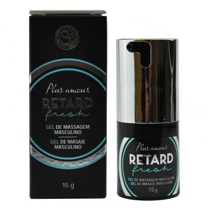 Gel de massagem masculino - RETARD FRESH - SECRET PLAY