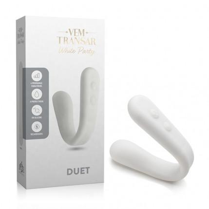 Vem Transar - White Party - Duet