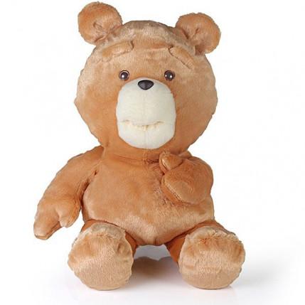 Urso Ted - com compartimento secreto