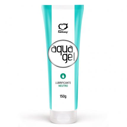 Aquagel Gel Lubrificante Neutro 150G - 516