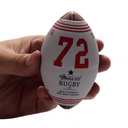 EGG Rugby - Masturbador Masculino - Magical Kiss - 308-72