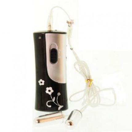 Micro Bullet Duplo Vibrador