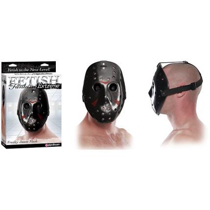 Máscara de Hockey do Jason FETISH : Freaky Jason Mask