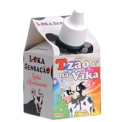 Gotas afrodisíacas Tzão Da na Vaka Loka de 10ml