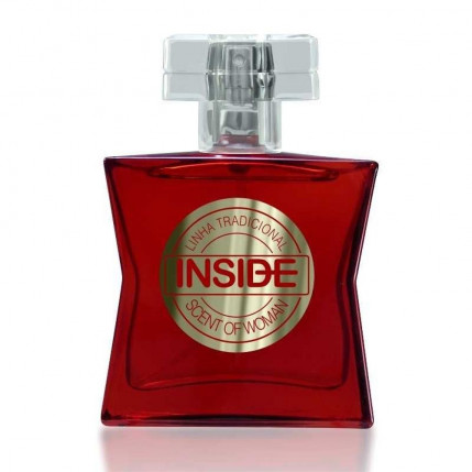 Perfume Feminino Red Inside 50 ml - 3503