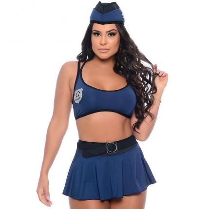Kit Policial Rayane Sapeka