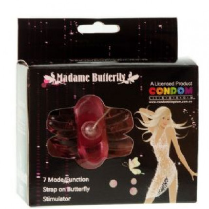 Estimulador Butterfly Mini Pênis 7 Funções