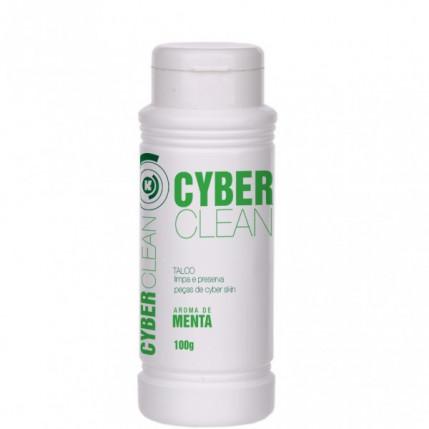 Talco para Cyberskin 100G - AROMA MENTA