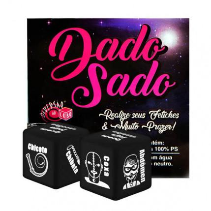 Dado Sado - Realize Fetiches e Muitos Prazer - 4676