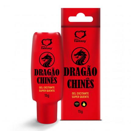 Dragão Chinês Gel Excitante Super Quente 15 grs - 5107