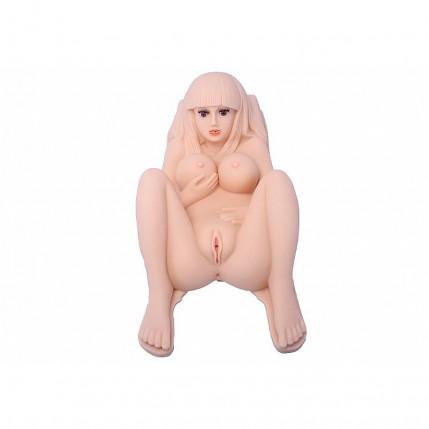 Masturbador masculino com voz em vagina e anus em Cyberskin - 566