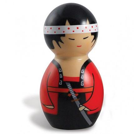 Vibrador em formato de Samurai - KOKESHI DANCER