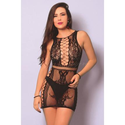 Mini Vestido Yaffa