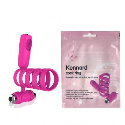 Anel Peniano Com Dupla Vibração Kennard - DIBE - DB026