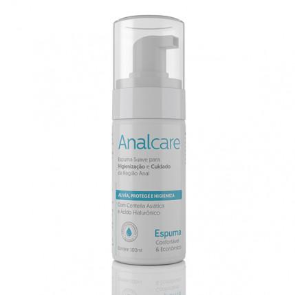 AnalCare - Cuidado e higienização da região anal 100ml