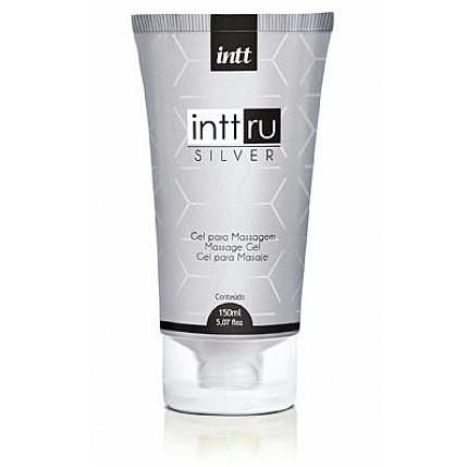 Gel Massagem Intt Ru Silver 150 ml