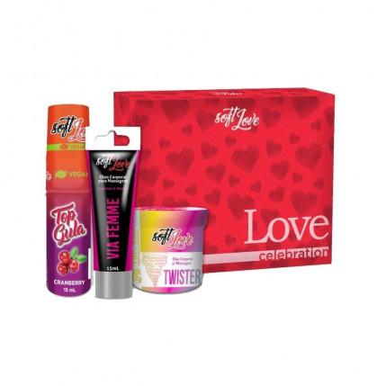 Kit Love Celebration Soft Love - 7255
