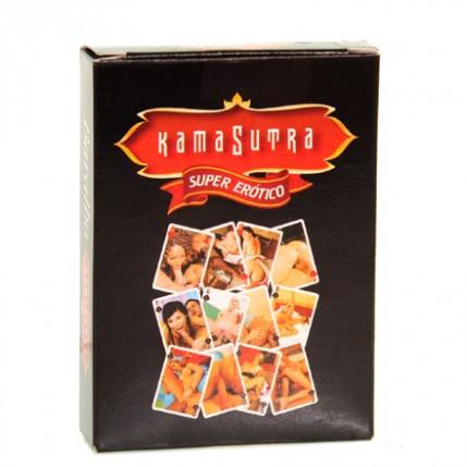 Baralho Kama Sutra Super Erótico - 52 cartas