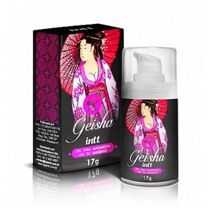 Gel para Massagem Geisha 17 grs.