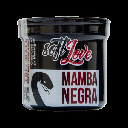 Mamba Negra Triball Soft Ball Funcional 3un Soft Love